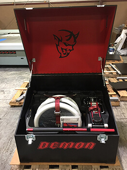 Dodge Demon Performance Parts Crate