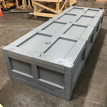 UT Box with Hardware and Paint